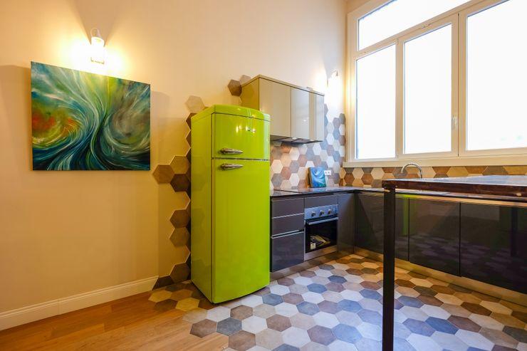 Matteo Gattoni - Architetto Cocinas de estilo ecléctico