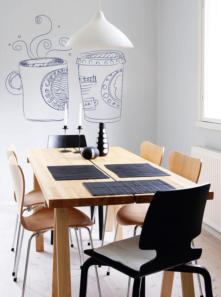 Coffee Pixers Modern dining room