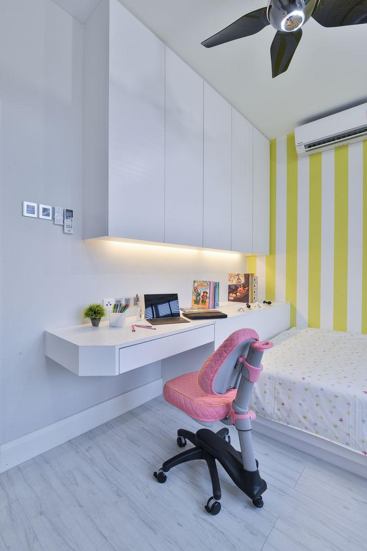 Ultramodern Loft | CONDOMINIUM Design Spirits Modern style bedroom