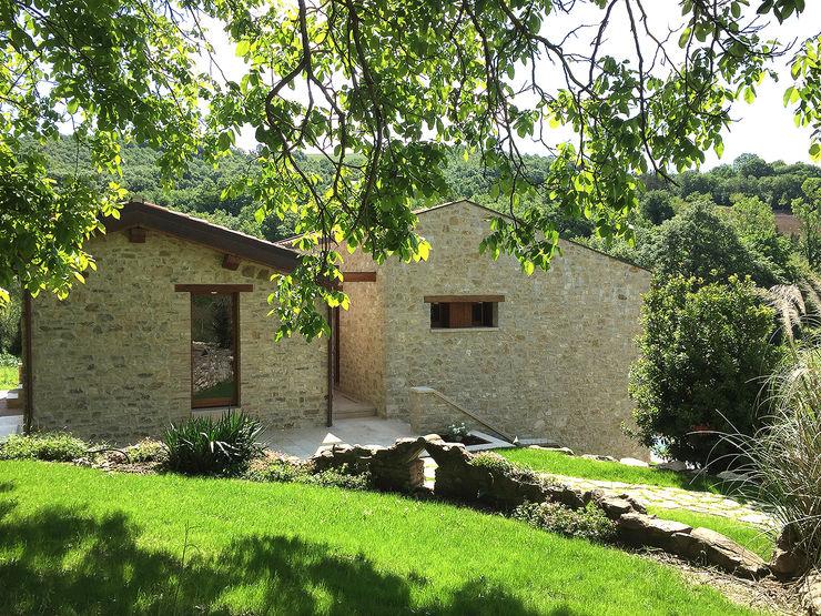 Stefano Zaghini Architetto Casas de estilo rural