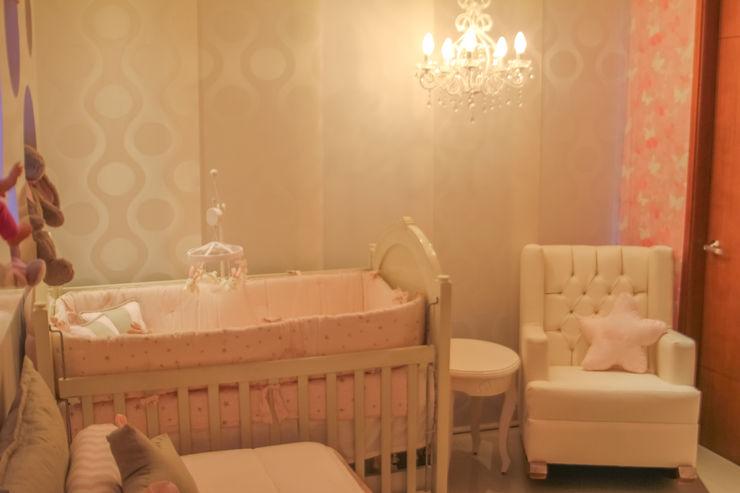 Monica Saravia Modern Kid's Room