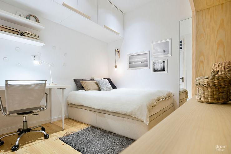 Dröm Living Skandinavische Schlafzimmer