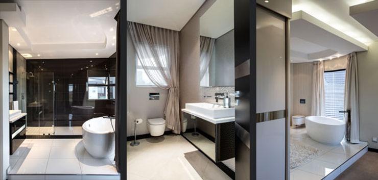 Residence Calaca FRANCOIS MARAIS ARCHITECTS Modern style bedroom