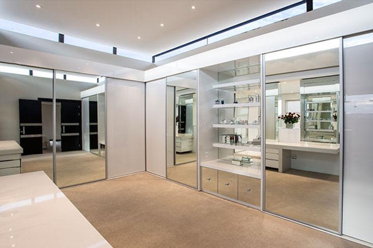 FRANCOIS MARAIS ARCHITECTS Phòng ngủ phong cách hiện đại
