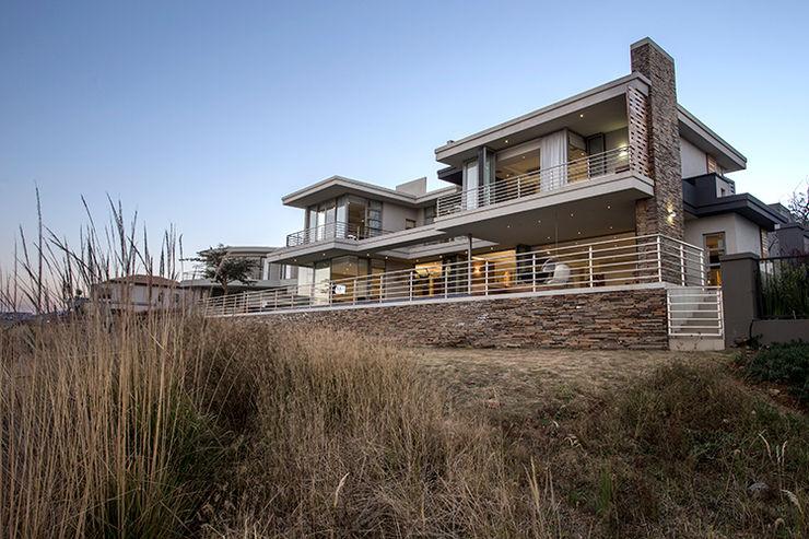 Residence Naidoo FRANCOIS MARAIS ARCHITECTS Modern houses