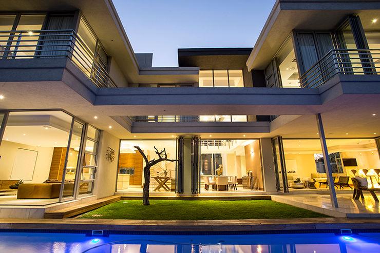 Residence Naidoo FRANCOIS MARAIS ARCHITECTS Pool