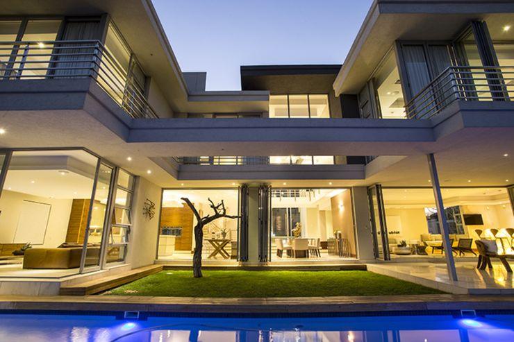 Residence Naidoo FRANCOIS MARAIS ARCHITECTS Patios