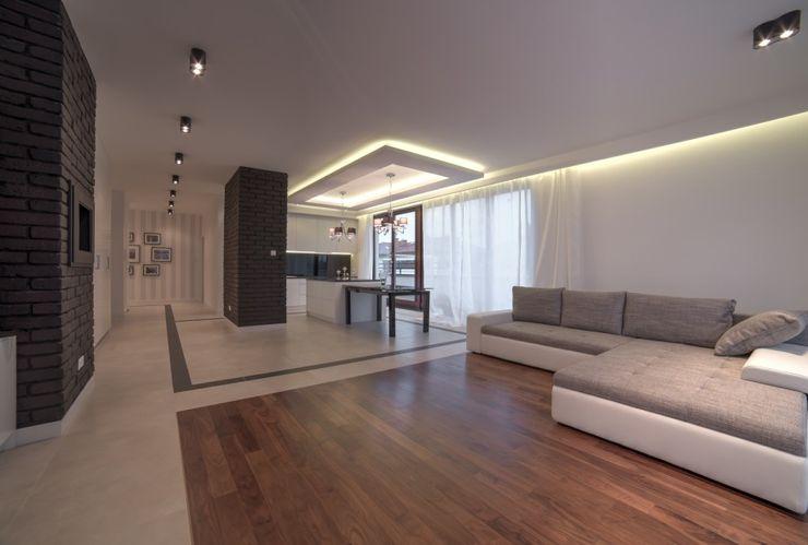 Perfect Space Salas de estar modernas