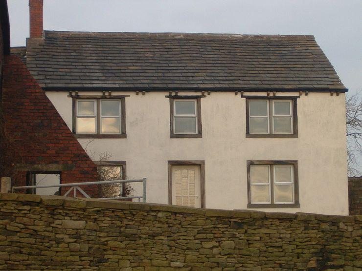 The existing farm before conversion Farrar Bamforth Associates Ltd
