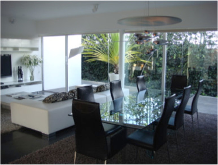 HAC Arquitectura Modern dining room