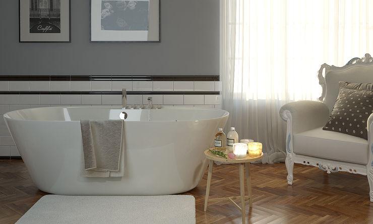 olivia Sciuto Salle de bainBaignoires & douches