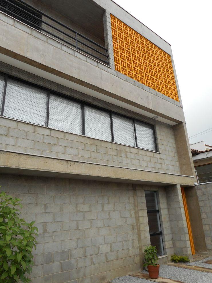 Metamorfose Arquitetura e Urbanismo Rustic style houses