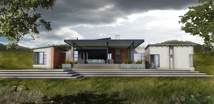 View towards Verandah ENDesigns Architectural Studio