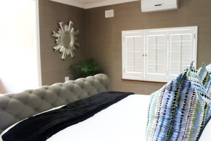 Margaret Berichon Design Klasik Yatak Odası Rengarenk