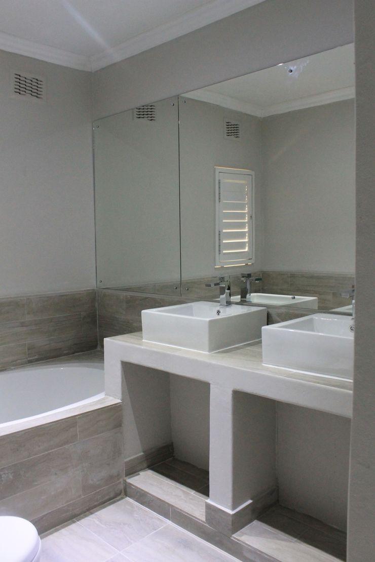 Margaret Berichon Design Klasik Banyo Mozaik Bej