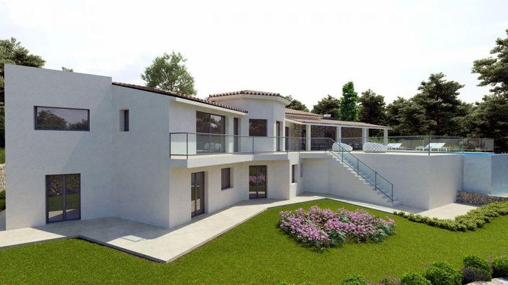 ABAD Y COTONER, S.L. Maisons minimalistes