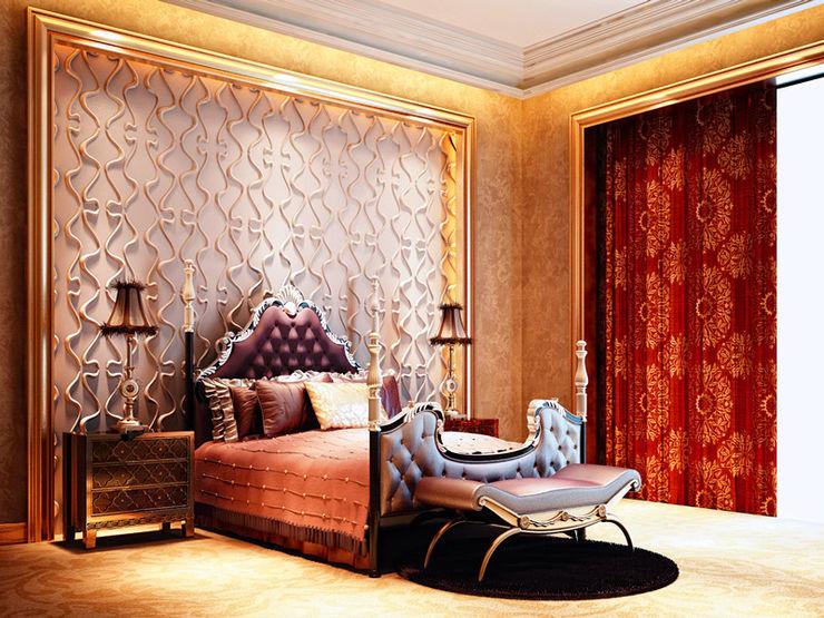 Paredes Decorativas 3D MALM A EXCLUSIVA - Sustainable Buildings Materials Parede e pisoDecoração de parede Fibra natural Branco