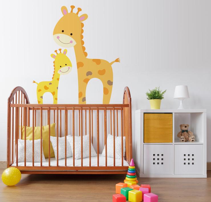 Kids room idea Pixers Modern nursery/kids room