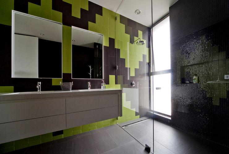 VMArquitectura Modern bathroom Concrete