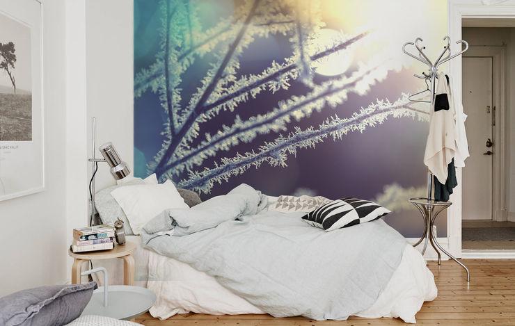 Rime Pixers Scandinavian style bedroom Multicolored