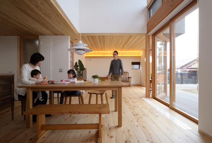 藤松建築設計室 Dining roomTables