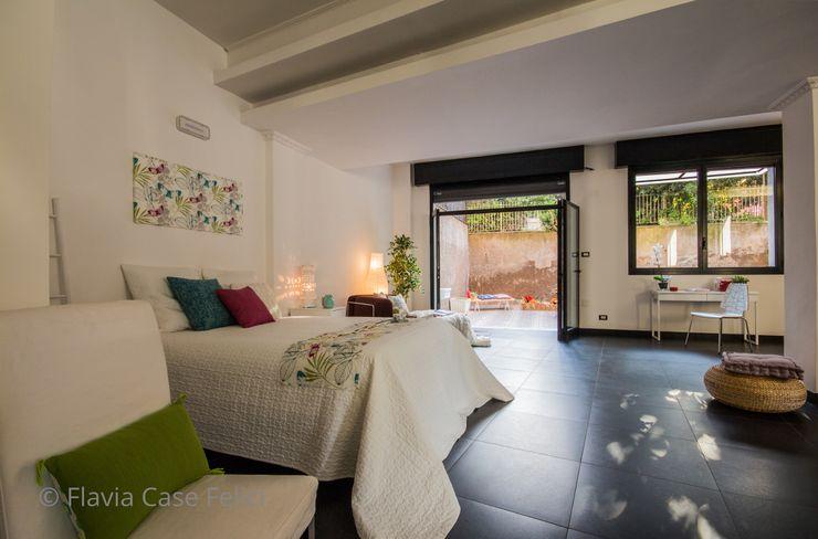 Flavia Case Felici Dormitorios de estilo moderno