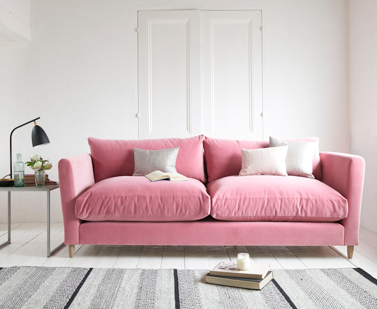 Flopster sofa Loaf Living roomSofas & armchairs Textile Pink