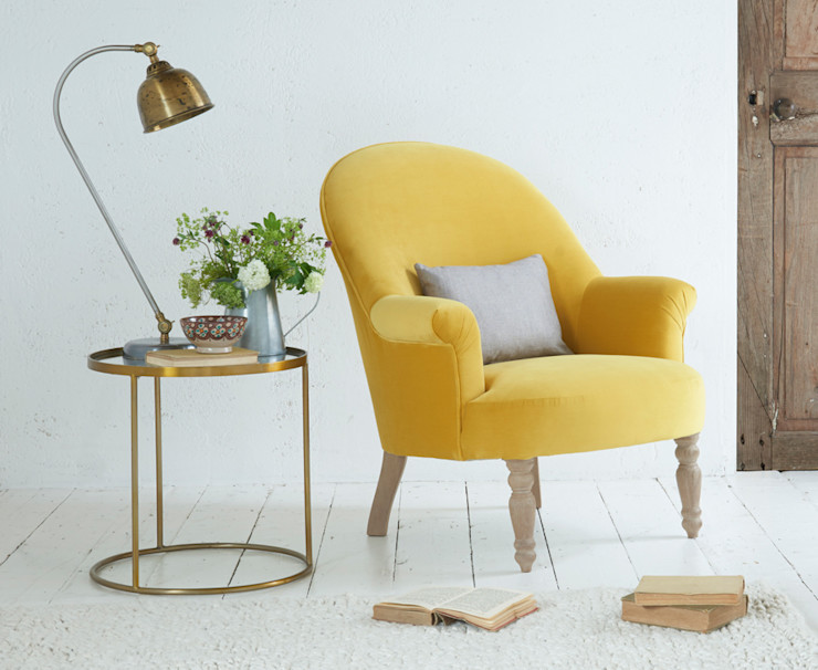 Munchkin armchair Loaf Living roomSofas & armchairs Textile Yellow