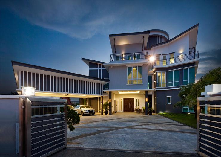 Design Spirits Balcones y terrazas de estilo moderno