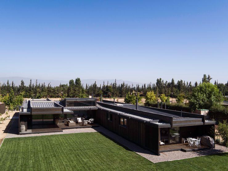 SUN Arquitectos 現代房屋設計點子、靈感 & 圖片