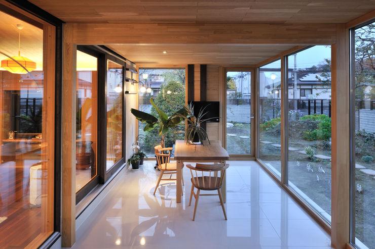 ヒココニシアーキテクチュア株式会社 Modern Terrace