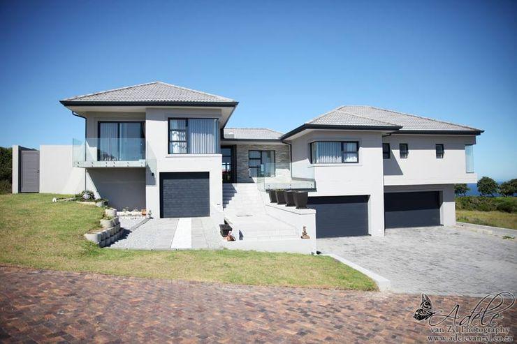 Rudman Visagie 現代房屋設計點子、靈感 & 圖片