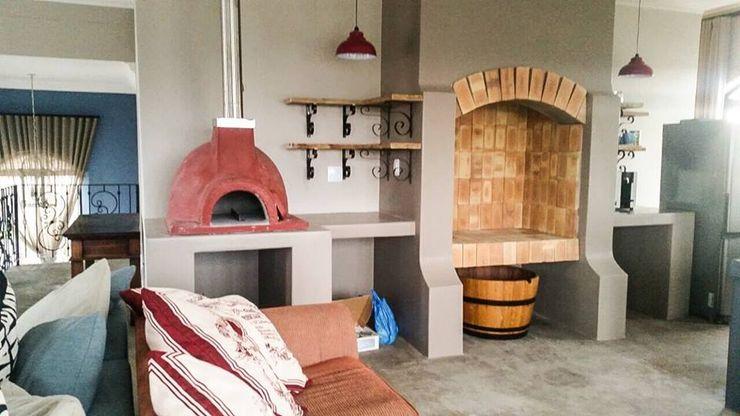 Rudman Visagie Classic style living room