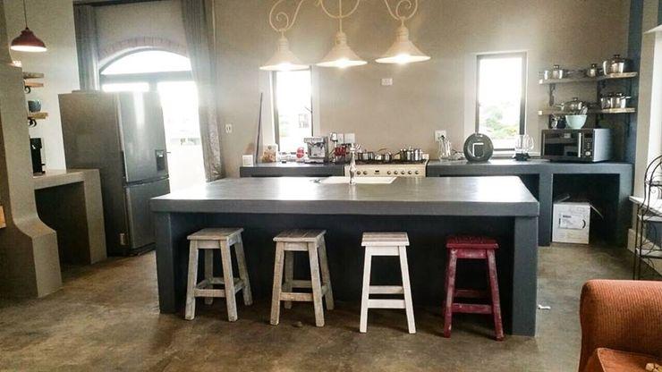 Rudman Visagie Classic style kitchen