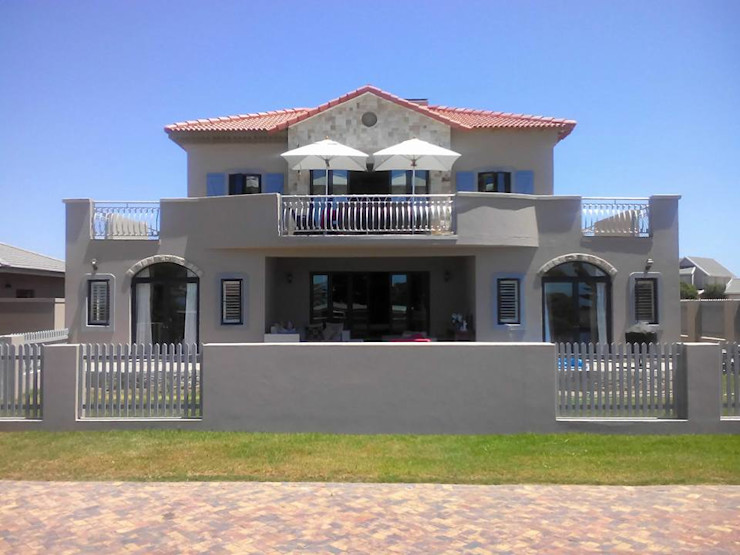 Rudman Visagie Classic style houses