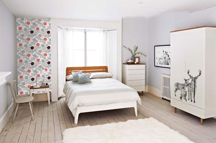 Scandinavian Bedroom Pixers Bedroom Multicolored
