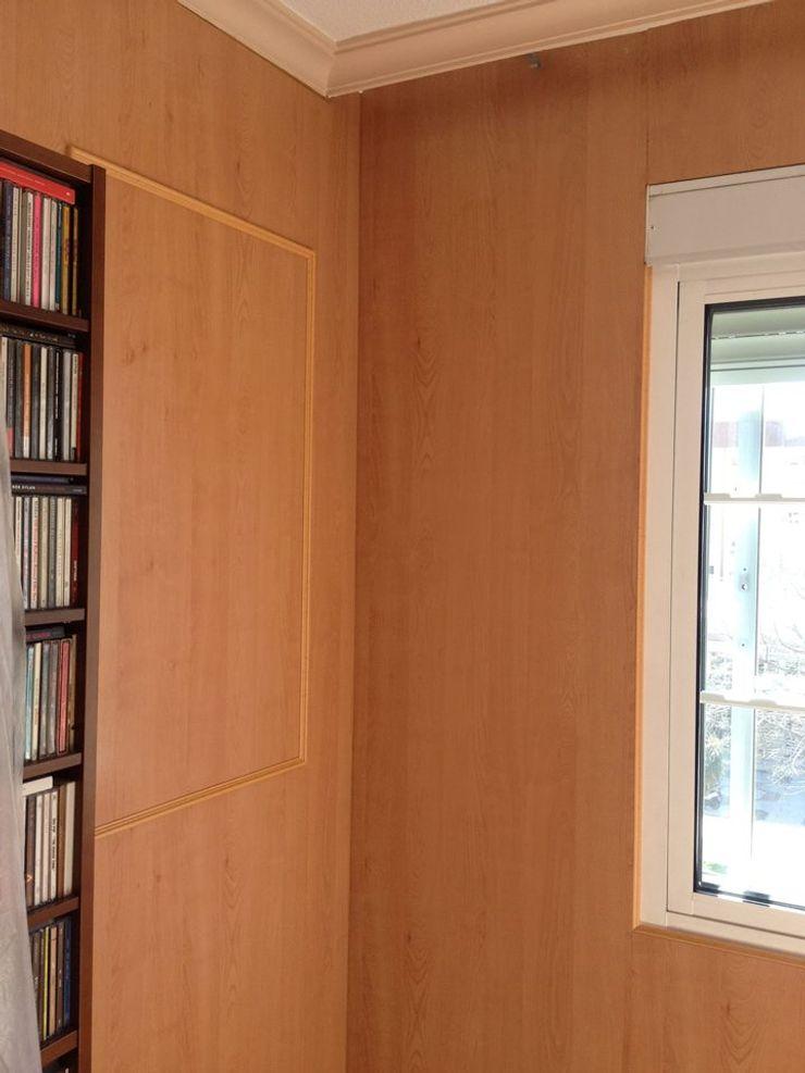 Puertas Madegar Modern study/office