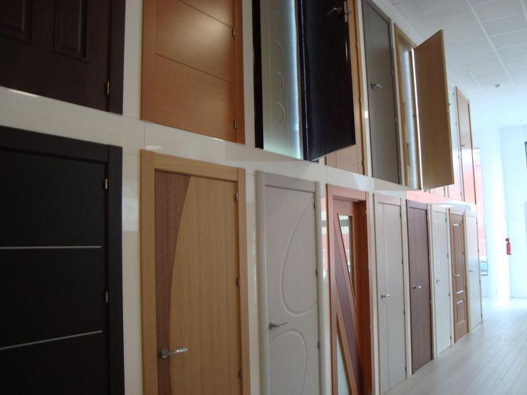 Puertas Madegar モダンな 窓&ドア
