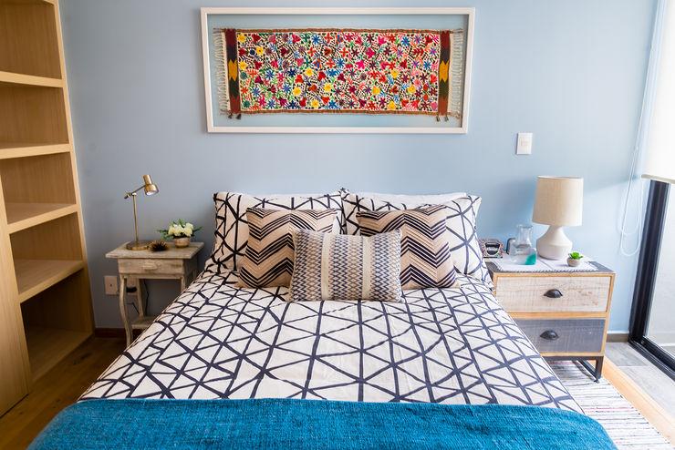 Choapan Decor by Erika Winters®Design Erika Winters® Design Dormitorios eclécticos