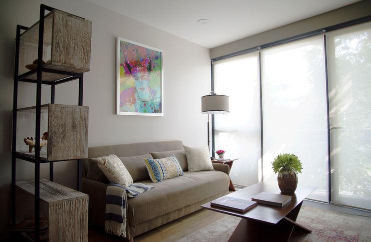 Choapan Decor by Erika Winters®Design Erika Winters® Design Salones de estilo ecléctico