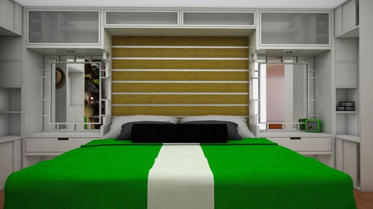 Rbritointeriorismo Modern Bedroom