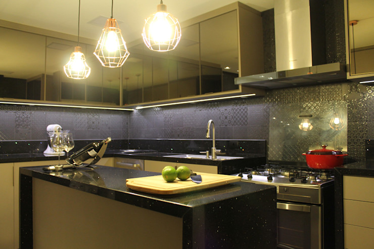 Cozinha FS Studio² Cozinhas modernas