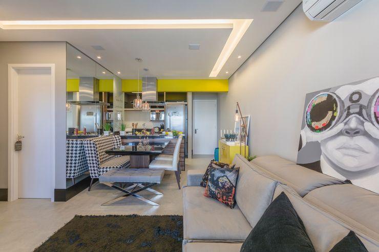 Lo. interiores Modern Living Room
