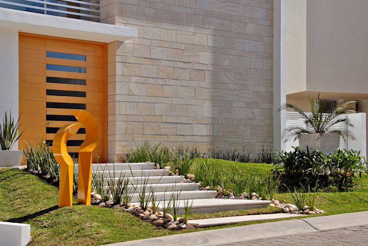 Agraz Arquitectos S.C. Modern houses