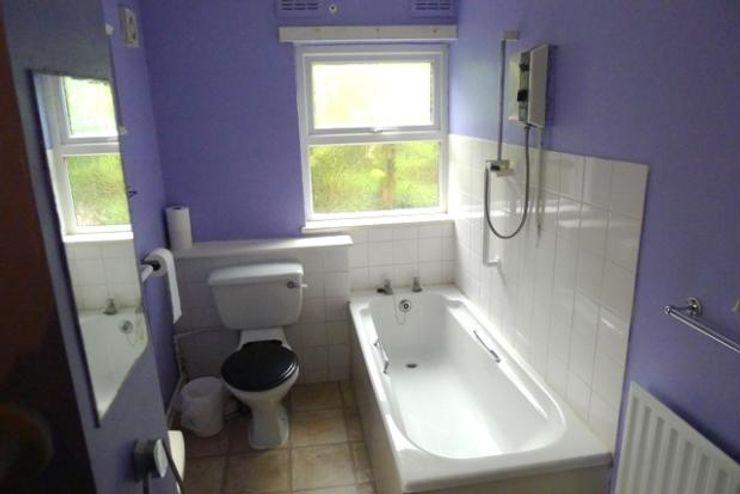 Bathroom Before Millennium Interior Designers