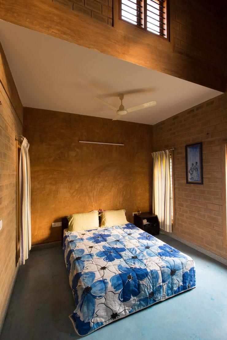 A3 Ateliê Academia de Arquitectura Asian style bedroom