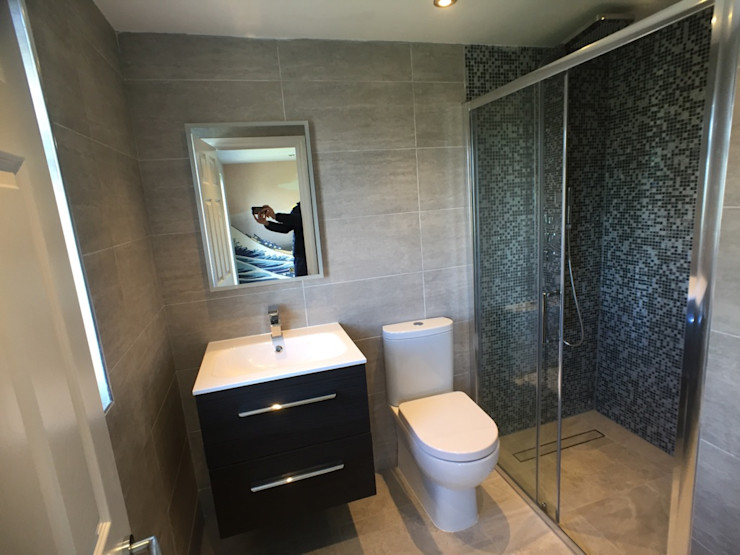 Bathroom Progressive Design London Modern bathroom