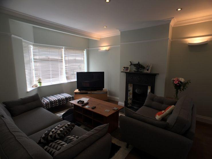 Living room Progressive Design London Modern living room