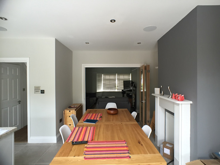 Kitchen Progressive Design London Modern living room