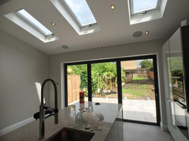 kitchen Progressive Design London Modern kitchen